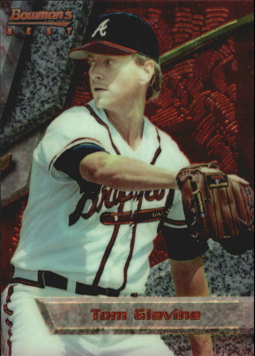 1994 Bowman's Best #R12 Tom Glavine