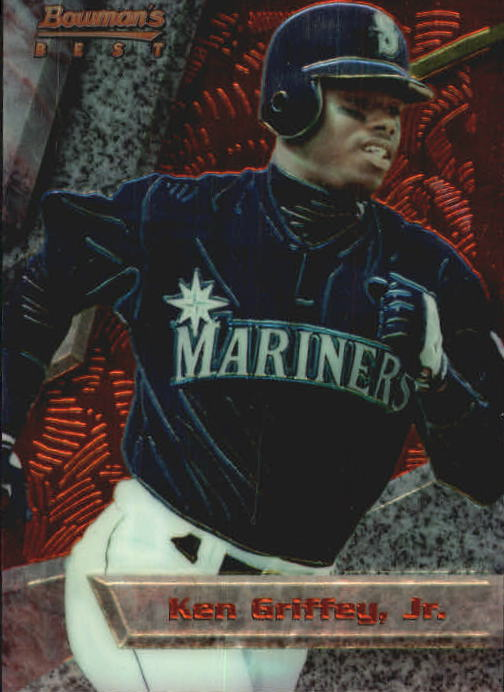 1994 Bowman's Best #R40 Ken Griffey Jr.