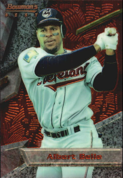 1994 Bowman's Best #R41 Albert Belle