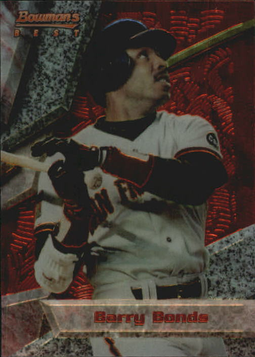 1994 Bowman's Best #R59 Barry Bonds
