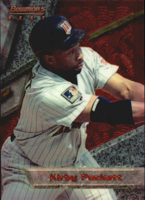 1994 Bowman's Best #R75 Kirby Puckett