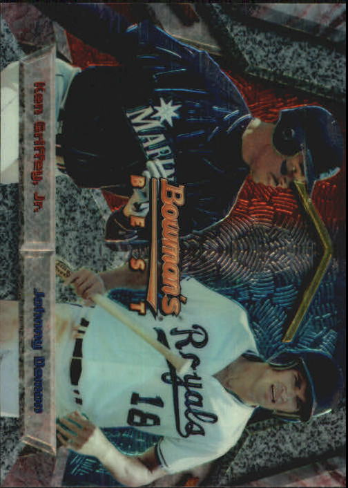 1994 Bowman's Best #X96 K.Griffey Jr./J.Damon