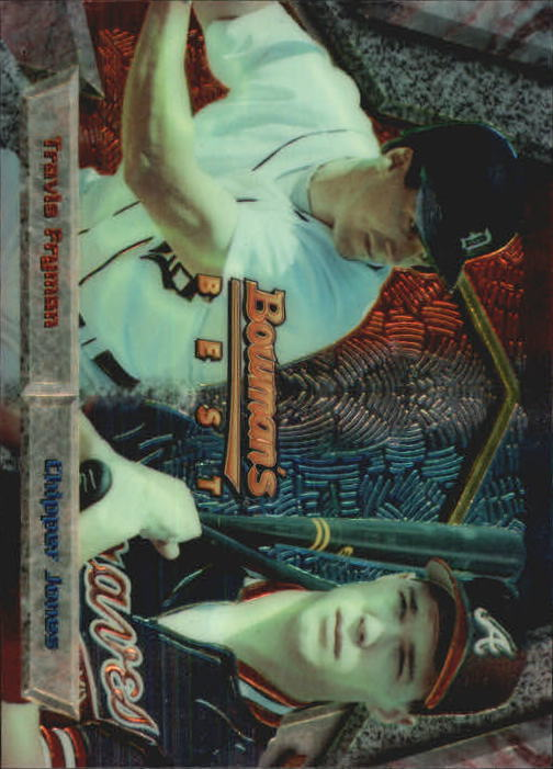 1994 Bowman's Best #X108 C.Jones/T.Fryman