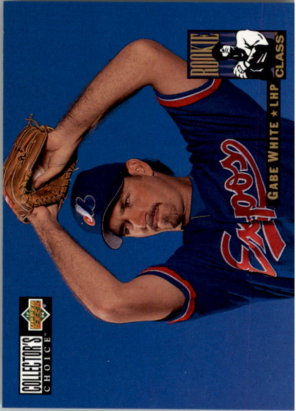 1994 Collector's Choice #20 Gabe White
