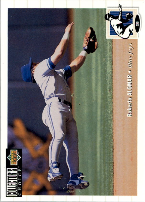 1994 Collector's Choice #33 Roberto Alomar