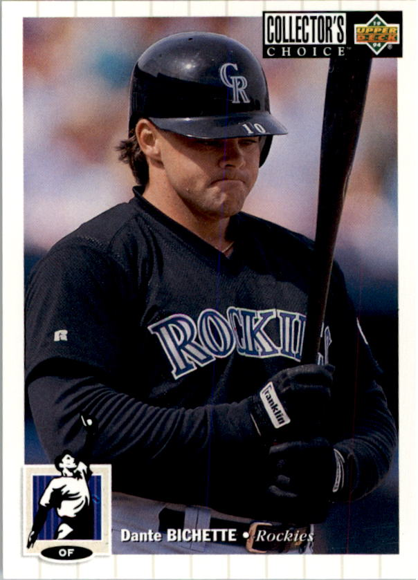 1994 Collector's Choice #52 Dante Bichette