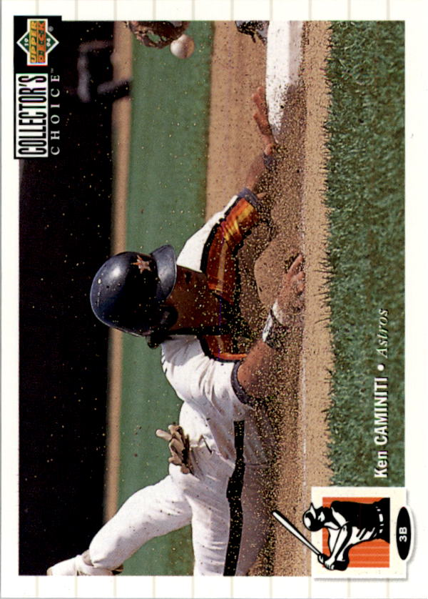 1994 Collector's Choice #72 Ken Caminiti