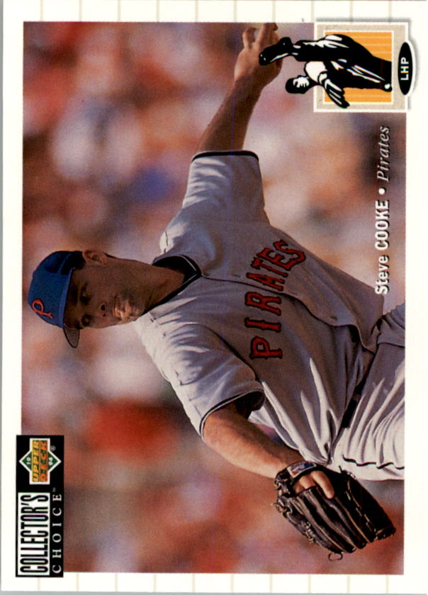 1994 Collector's Choice #83 Steve Cooke