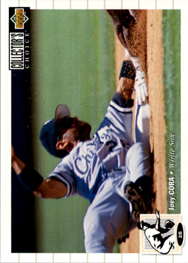 1994 Collector's Choice #85 Joey Cora