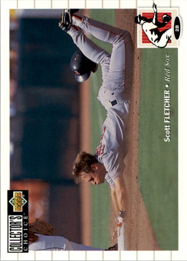 1994 Collector's Choice #103 Scott Fletcher