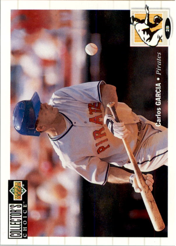 1994 Collector's Choice #105 Carlos Garcia