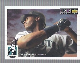 1994 Collector's Choice #117 Ken Griffey Jr.