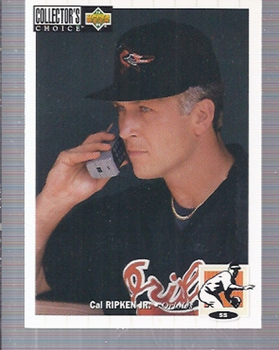1994 Collector's Choice #240 Cal Ripken