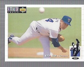 1994 Collector's Choice #249 Nolan Ryan front image