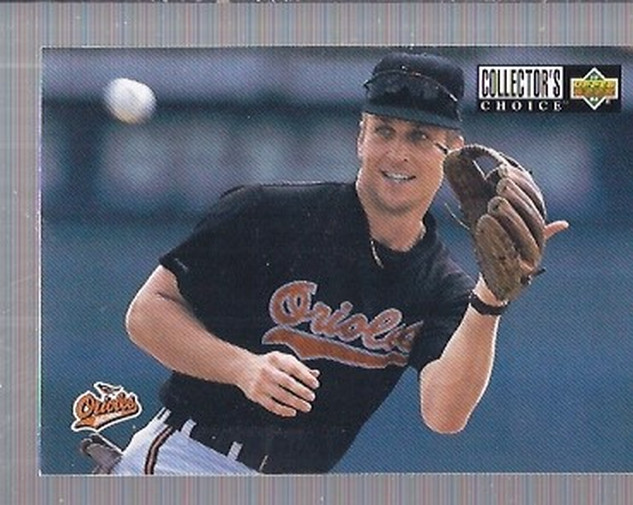 1994 Collector's Choice #343 Cal Ripken TC