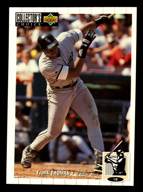 1994 Collector's Choice #500 Frank Thomas
