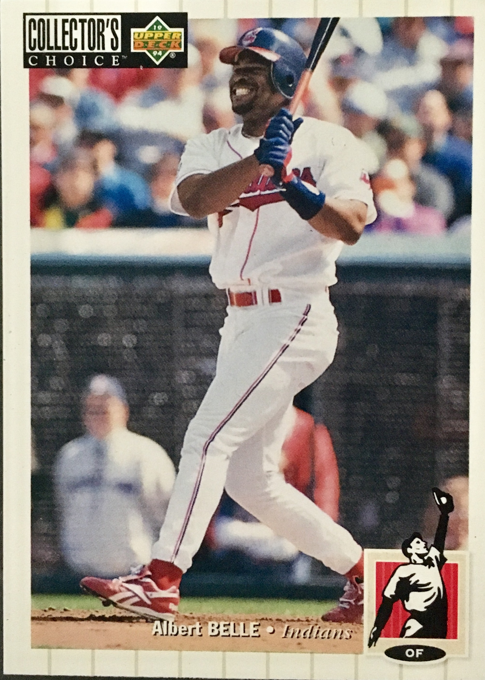 1994 Collector's Choice #620 Albert Belle