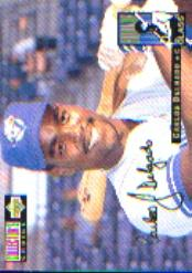 1994 Collector's Choice Silver Signature #4 Carlos Delgado