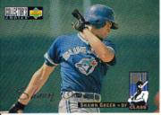 1994 Collector's Choice Silver Signature #9 Shawn Green