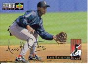 1994 Collector's Choice Silver Signature #15 Luis Ortiz