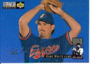 1994 Collector's Choice Silver Signature #20 Gabe White