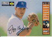 1994 Collector's Choice Silver Signature #23 Jeff Granger