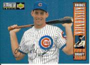 1994 Collector's Choice Silver Signature #28 Brooks Kieschnick