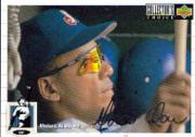 1994 Collector's Choice Silver Signature #35 Moises Alou