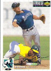1994 Collector's Choice Silver Signature #59 Bret Boone