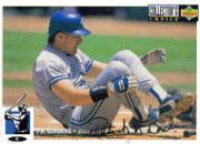 1994 Collector's Choice Silver Signature #60 Pat Borders