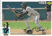 1994 Collector's Choice Silver Signature #63 Ryan Bowen