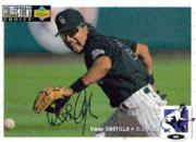 1994 Collector's Choice Silver Signature #74 Vinny Castilla
