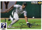1994 Collector's Choice Silver Signature #79 Jerald Clark