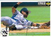 1994 Collector's Choice Silver Signature #85 Joey Cora