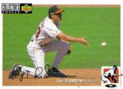1994 Collector's Choice Silver Signature #94 Gary DiSarcina