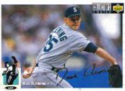 1994 Collector's Choice Silver Signature #101 Dave Fleming