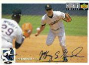 1994 Collector's Choice Silver Signature #106 Jeff Gardner