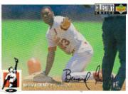 1994 Collector's Choice Silver Signature #109 Bernard Gilkey