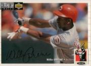 1994 Collector's Choice Silver Signature #116 Willie Greene