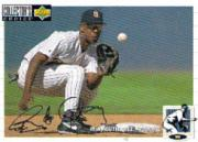 1994 Collector's Choice Silver Signature #119 Ricky Gutierrez