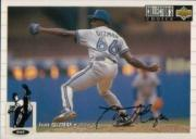 1994 Collector's Choice Silver Signature #120 Juan Guzman