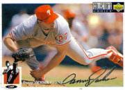 1994 Collector's Choice Silver Signature #145 Danny Jackson