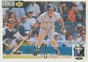 1994 Collector's Choice Silver Signature #192 Don Mattingly