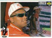 1994 Collector's Choice Silver Signature #239 Jose Rijo