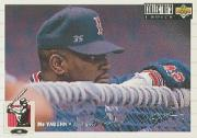 1994 Collector's Choice Silver Signature #281 Mo Vaughn