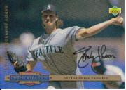 1994 Collector's Choice Silver Signature #307 Randy Johnson TP