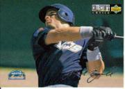 1994 Collector's Choice Silver Signature #329 Jeff Bagwell TC