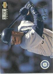 1994 Collector's Choice Silver Signature #340 Ken Griffey Jr. TC