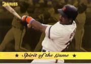 1994 Donruss Spirit of the Game #2 Barry Bonds