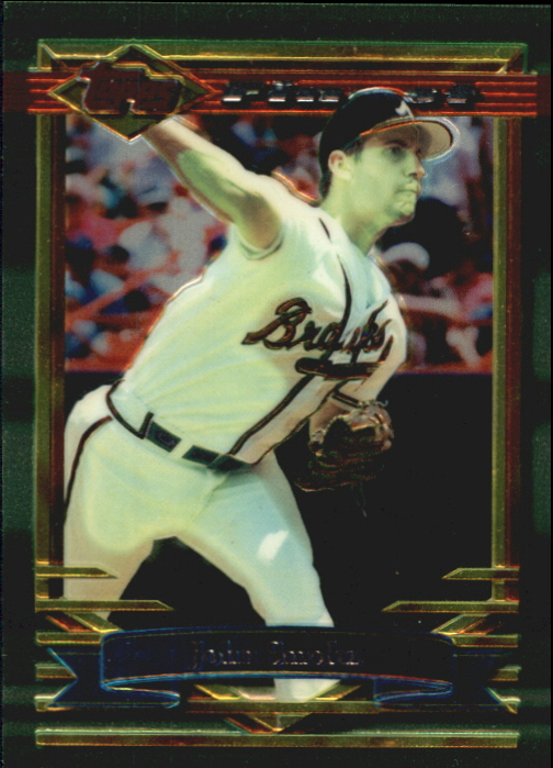 1994 Finest Pre-Production #100P John Smoltz